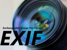 Hvad er EXIF