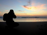 Hvordan man tager billede af silhouetter