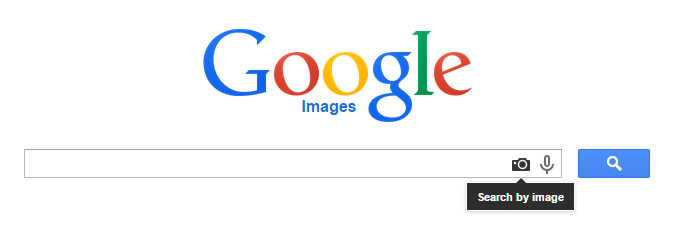 Google Billeder søgefelt