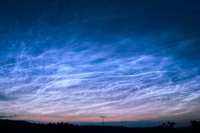 Noctilucent-clouds