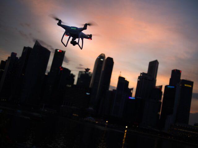Forbudt droneområde